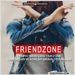 Dp BBM Tentang FriendZone