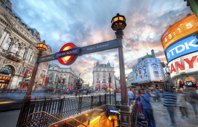 London+Underground+Tube+Olympics+2012