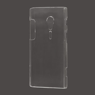 Clear Crystal Case Cover for Sony Xperia Ion LT28i LT28at