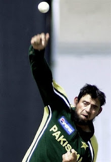 Saqlain Mushtaq Photos