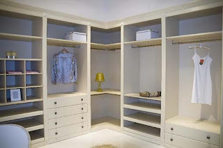 แบบตู้เสื้อผ้า