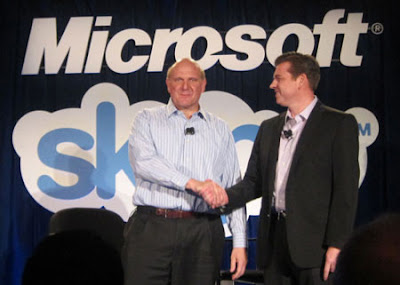 Microsoft deal should vastly expand reach of Skype.