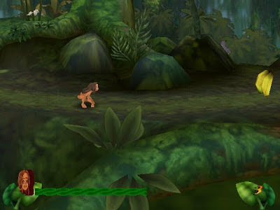 Download Game Tarzan PS1
