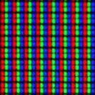pixels RVB ecran