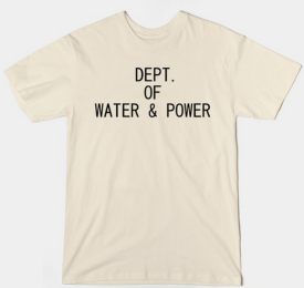 Dept. of Water & Power