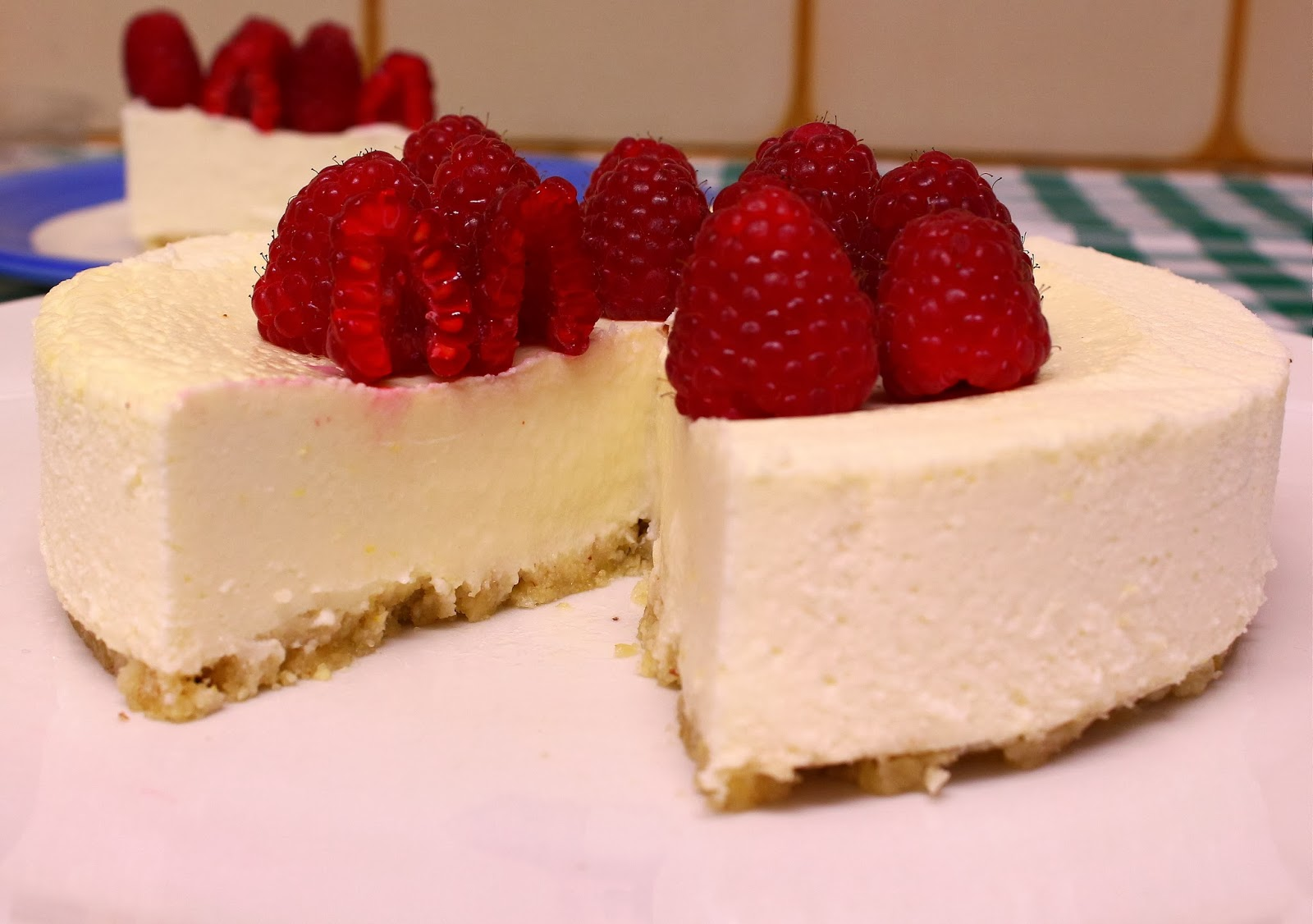 Proteina Cheesecake