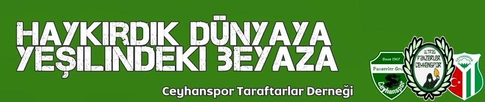 Ceyhanspor Resmi Taraftar Sitesi