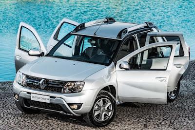 Novo Duster Oroch 2016 da Renault Fotos