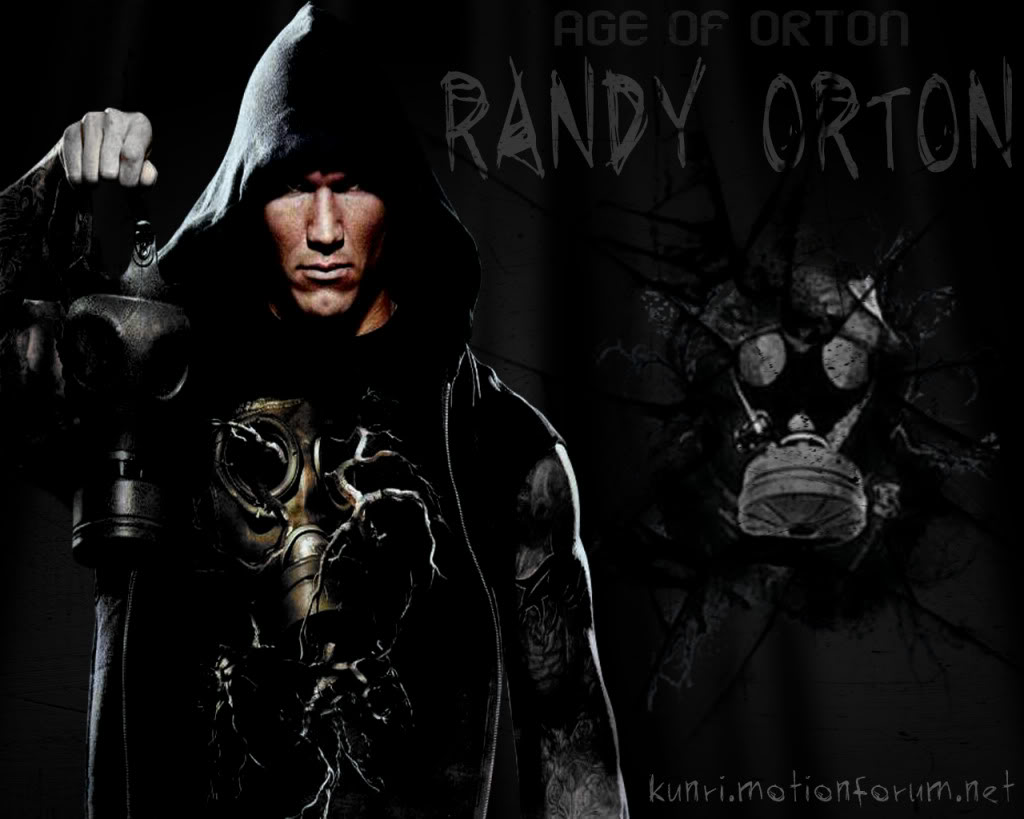 the gallery for gt randy orton logo age of orton