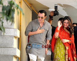 Saif Ali Khan marries Kareena Kapoor