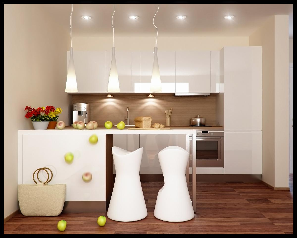 está cheio de inspirações de cozinhas brancas! #A19C2A 1200x960