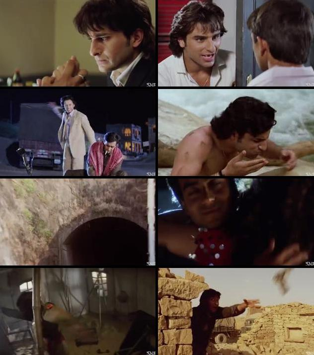 Kachche Dhaage 1999 Hindi 480p WEB HDRip 400mb