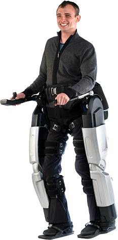 Rex Bionics Sells First Exoskeleton For Wheelchair Users