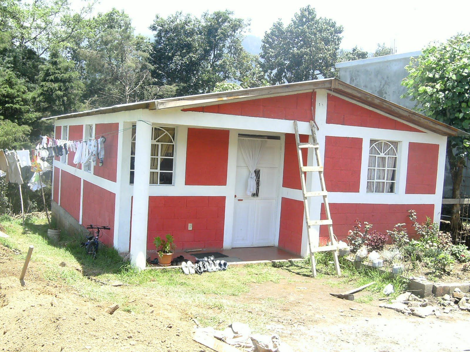 Casa Dise Os De Casas Habitat Guatemala Decoraci N De