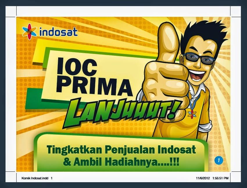 Trik Indosat 24 Juli 2014