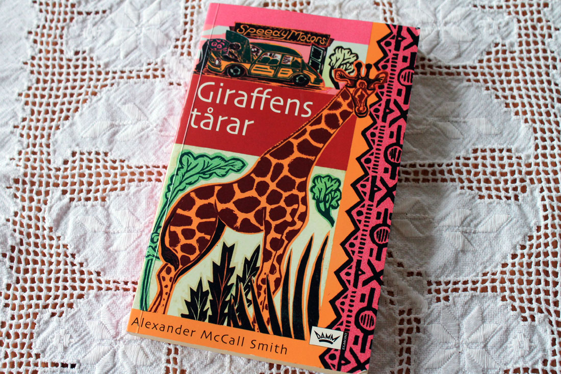 Giraffens tårar, Alexander McCall Smith