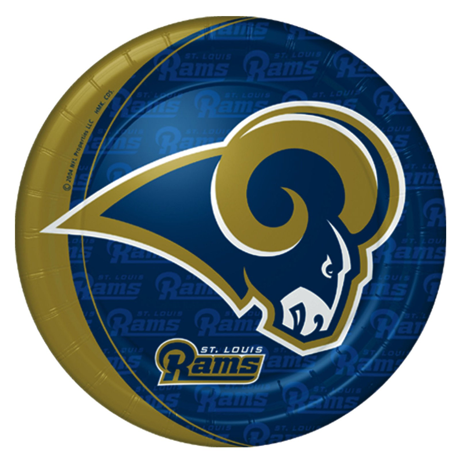 History Of All Logos All St Louis Rams Logos