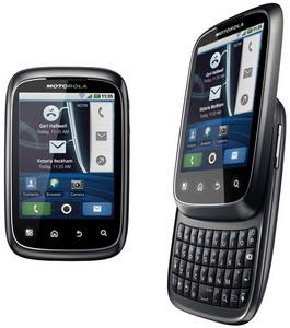Motorola Spice aka XT300 Android phone for Brazil