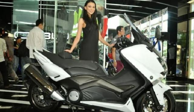 Moge CBU Yamaha Tiba di Indonesia
