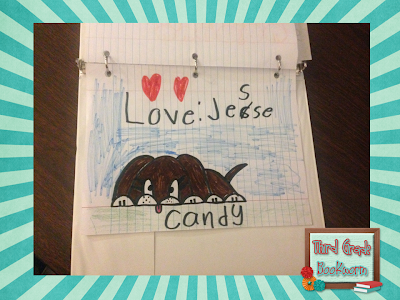 http://thirdgradebookworm.blogspot.com/2013/11/are-you-on-love-note-overload.html