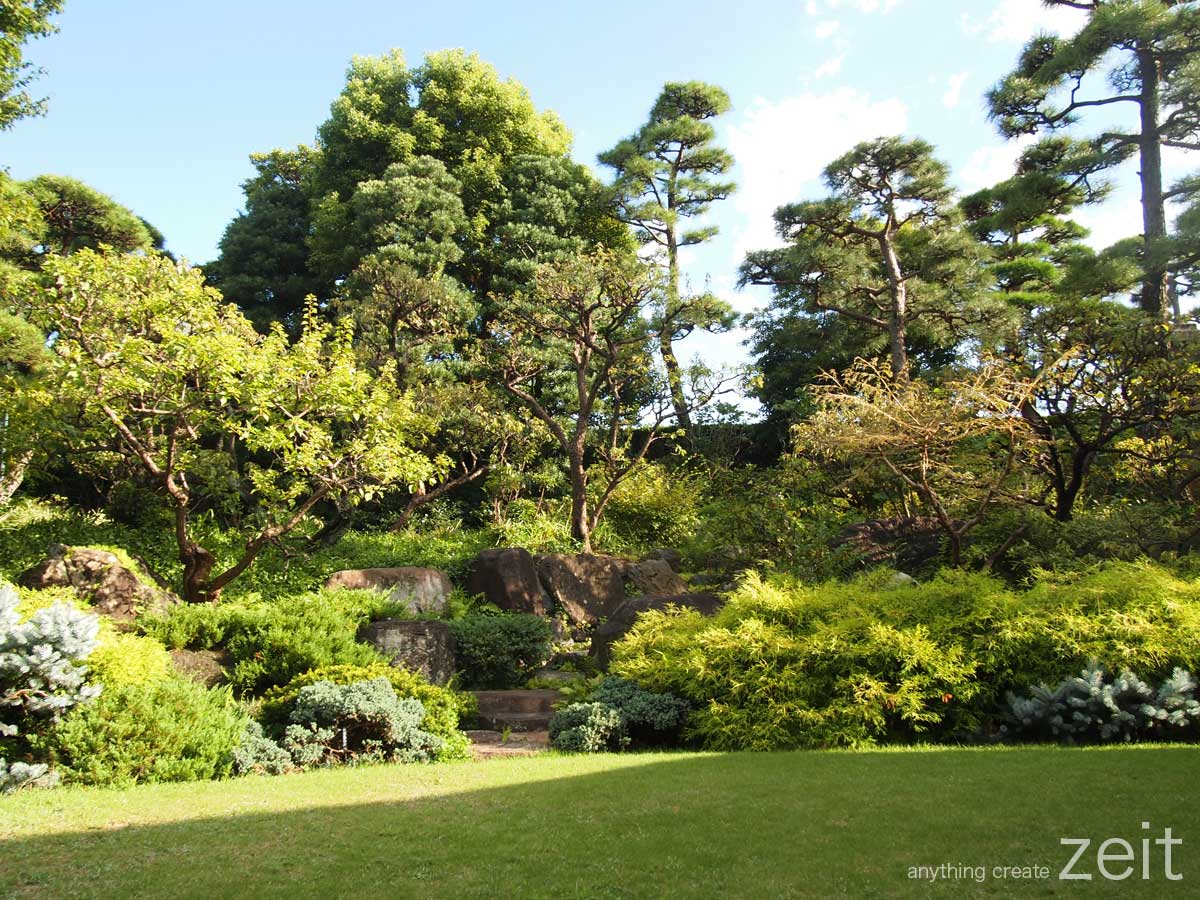 日本庭園  Japanese Garden