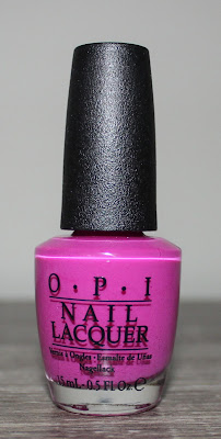 OPI The Berry Thought Of You