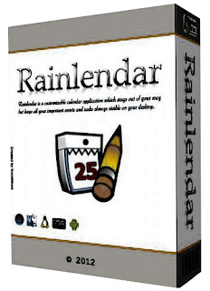 sg Rainlendar Professional v 2.10 Build 120 Incl Keygen za