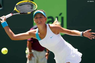 Victoria Azarenka, Sony Ericsson Open, Tennis, Tennis News, Sports, Sports news, Top Sports News, Top Sports News