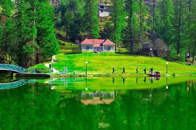 Banjosa Lake Rawalakot AJK PakisTan