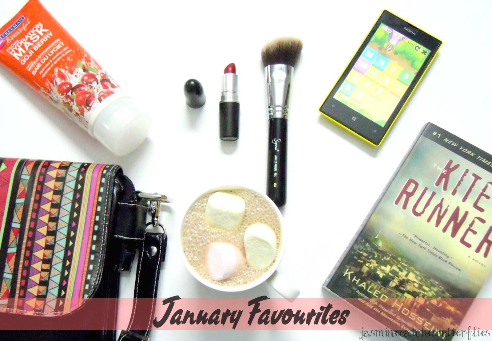 January Favourites 2015