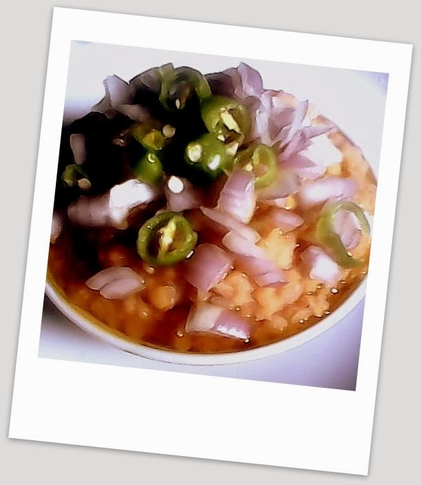 Mushur dal bharta recipe -Mashed Red lentil