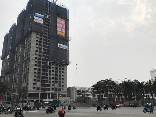Toàn cảnh dự án Mon City Mỹ Đình