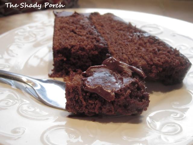 Chocolaty Chocolate Cake