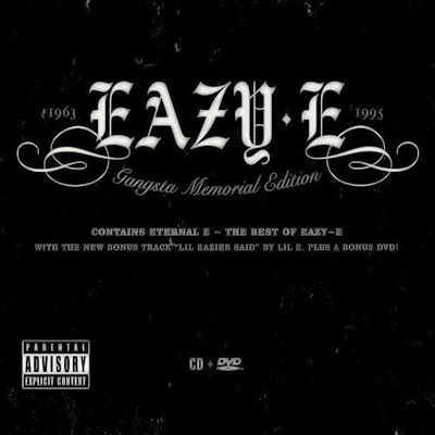 Eazy-E – Eternal E (Gangsta Memorial Edition CD) (2005) (FLAC + 320 kbps)