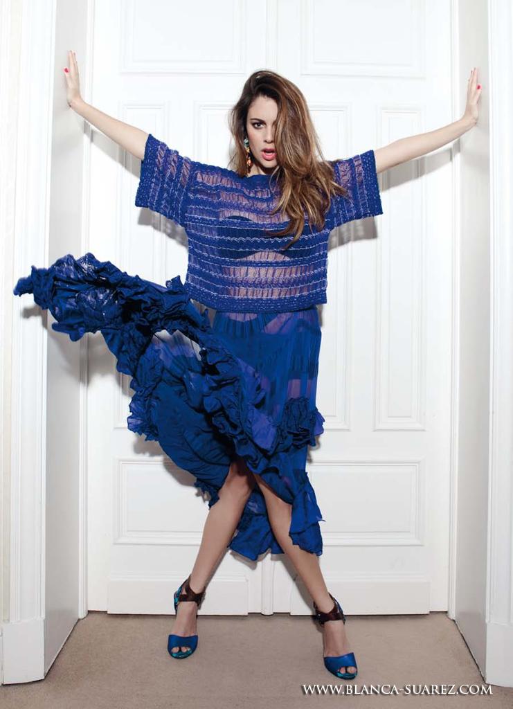 El blog de Blanca Suárez - Blogs exclusivos de moda