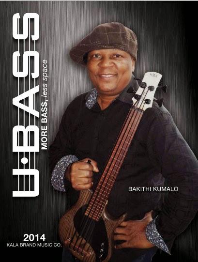 Kala Brand Music UBASS catalogue 2014