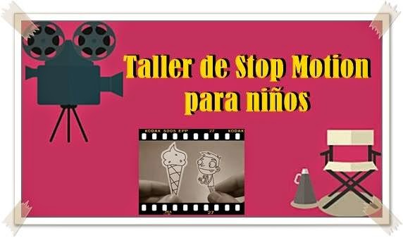 Stop Motion Taller para chicos