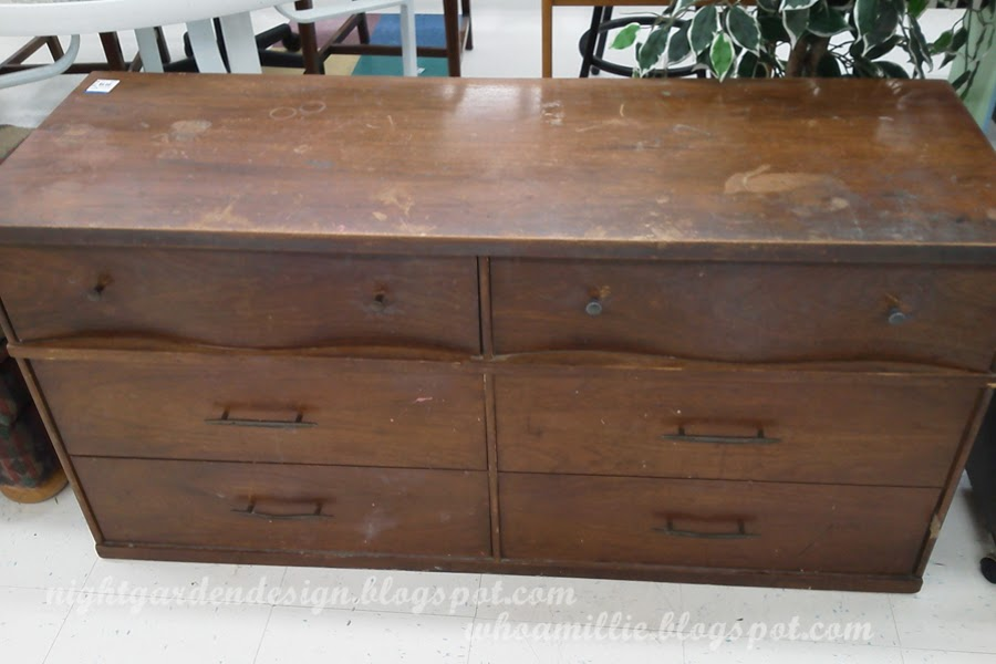 Night Garden Blog: harmony house credenza