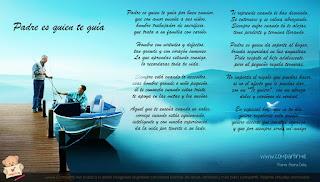 Poemas para dedicar el día del padre