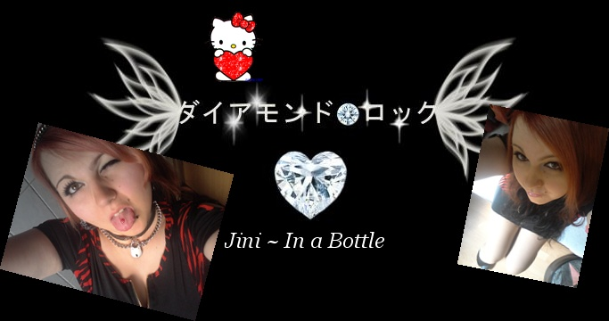 Jini ~ In A Bottle