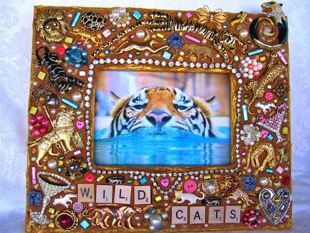 Wild Cats Custom Frame