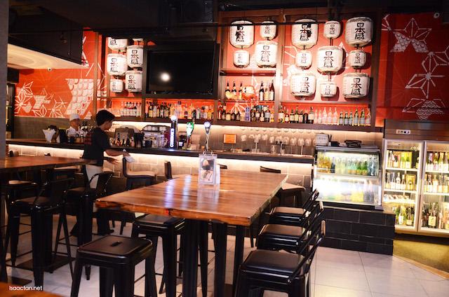 Hana Dining & Sake Bar Jolly Kaiseki @ Sunway Pyramid