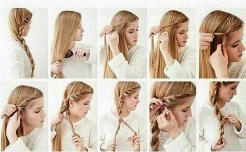 Ladies Hair Styles Tutorials...
