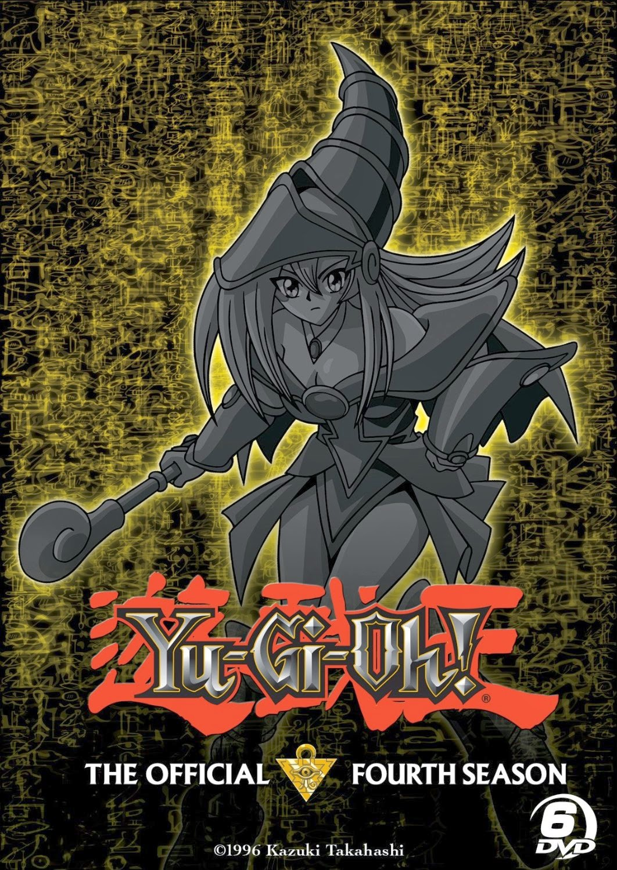 Yu-Gi-Oh Fourth Seasons 1 & 2