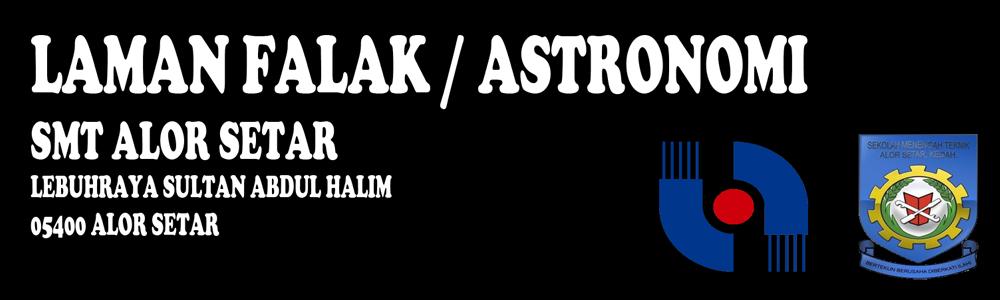 Laman Falak / Astronomi SMTAS