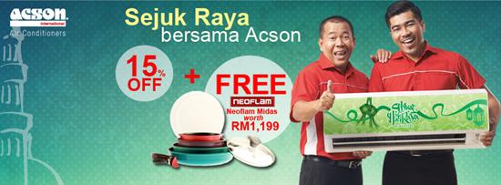 Promosi Acson Malaysia