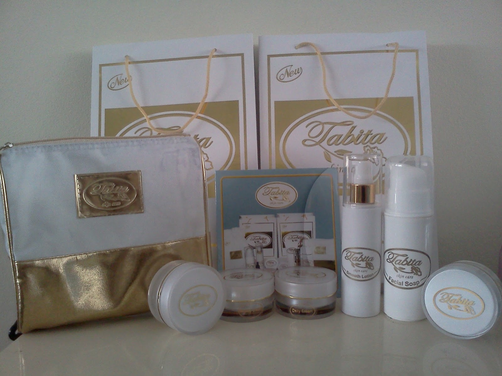 TABITA SKINCARE The Best Product For The Best Person Only