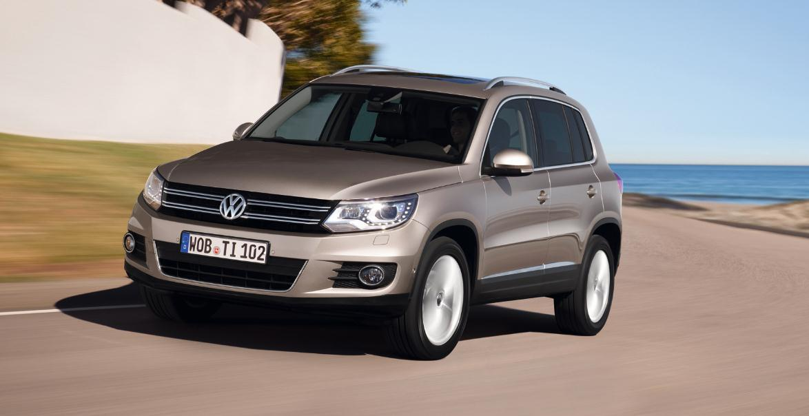 first car reviews volkswagen tiguan 2 0 tdi 170 se. Black Bedroom Furniture Sets. Home Design Ideas