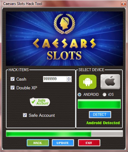 caesars casino online coins cheat