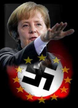 madame Merkel Go Fuck you